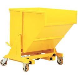 GOUBARD GIE IEP10161 - Benne autobasculante 960 L Charge 1800 kg