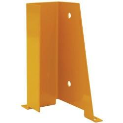 Protection - sabot pour angles de pieds d'échelle - rack jaune H350xL122mm NEUF