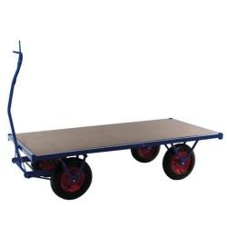 KONGAMEK KM330200 - Chariot Remorque plateau force 750 kg