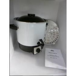 Stérilisateur autocuiseur appareil à vin chaud 9 litres ABC NEUF