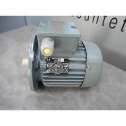 Moteur électrique asynchrone triphasé à pattes 0.37 kW VEM NEUF