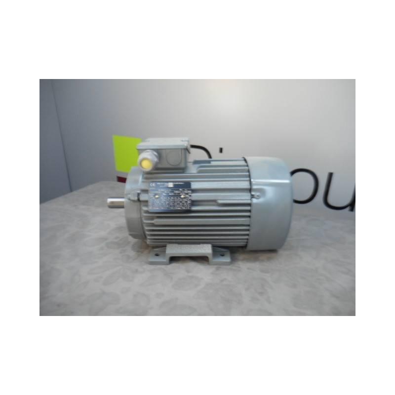 Moteur électrique triphasé IE2 1,5 KW 1500 tr/minute VEM NEUF