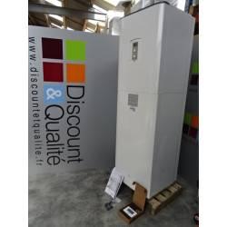 Chaudière gaz naturel au sol à condensation avec ballon solaire 30 kW 3310320...