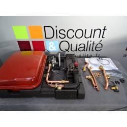 Kit de raccordement hydraulique 18 litres pour pompe à chaleur OERTLI NEUF déclassé