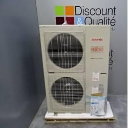 Unité extérieure de pompe à chaleur inverter multisplit 10 kW FUJITSU / ATLANTIC NEUVE déclassée