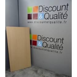 Plateau de table rectangulaire  120 X 60 cm WESCO NEUF déclassé