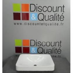 Lavabo salle de bain en céramique KEUCO édition 400 NEUF déclassé