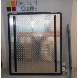 Couvre benne pick-up aluminium strié OUTBACK lid fitting NEUF déclassé
