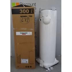 Chauffe eau electrique blinde multitension 300 litres LEMERCIER 3010221 NEUF declasse
