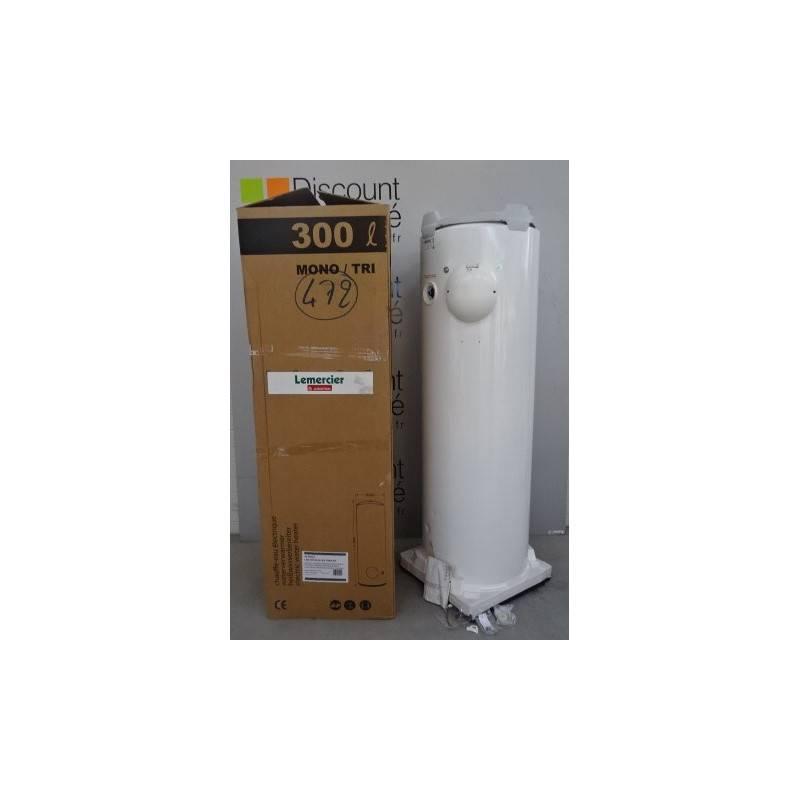 chauffe eau electrique blinde monophas triphas 300 litres lemercier 3010221 neuf declasse. Black Bedroom Furniture Sets. Home Design Ideas