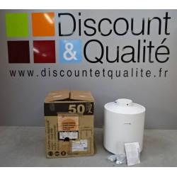 Chauffe eau electrique steatite 50 litres CHAFFOTEAUX 3010153 NEUF declasse
