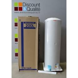 Chauffe eau electrique steatite 200 litres WELCOME 881190 NEUF declasse