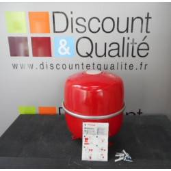 Vase d'expension à membrane sur pied FLAMCO flexcon 35 L NEUF déclassé
