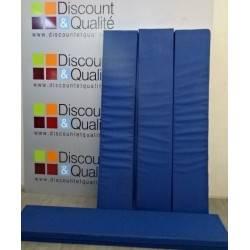 Lot de 4 tapis de  gymnastique 186 x 36 x 11 cm NEUF déclassé