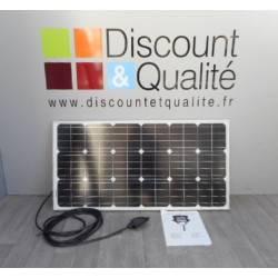 Panneau solaire 80 w E-SSENTIAL 418146 NEUF Déclassé