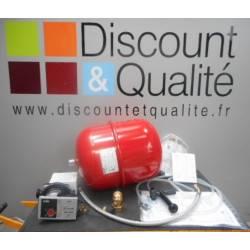 Kit hydraulique HT avec sonde filaire ATLANTIC 074608 NEUF déclassé