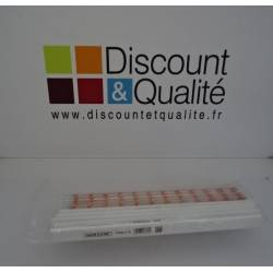 Lotd e 10 peignes de distribution à broche 1P 12 modules TRACON ELECTRIC NEUF