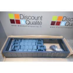 Armoire métallique 48 boîtes à becs (190 x 64 x 25.5 cm) Art. 1103/190 NEUVE déclassée