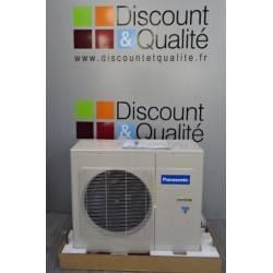 Unité extérieure de climatisation 5.55 kW PANASONIC CU - W18CKE NEUVE déclassée