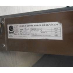 Capteur solaire verticale 200x105x10 JACQUES GIORDANO C8 NEUF déclassé