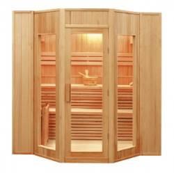 Sauna vapeur 5 personnes ZEN 5 NEUF  incomplet en l'état