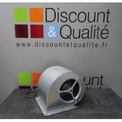 Ventilateur centrifuge double  aspiration EBM PAPST NEUF déclassé