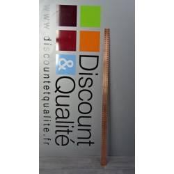 Barre perforée en cuivre /JDB v.60x10 SCHNEIDER Prisma Plus NEUVE déclassée