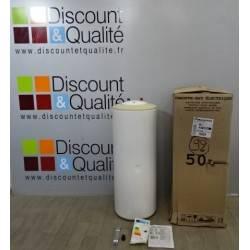 Chauffe-eau électrique 50 Litres ECET blindé sur évier monophasé 341034 NEUF...