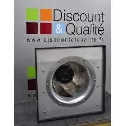 Ventilateur centrifuge  moto turbine à réaction EBM PAPST R3G500 - AP25 - 01 NEUF déclassé