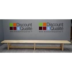 Banc en bois  pour enfants T2 WESCO NEUF déclassé