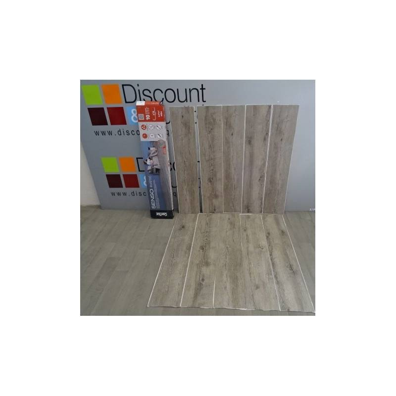 parquet sol stratifie gerflor senso rustic 33780511 neuf declasse vendu en paquet de 2 69 m2. Black Bedroom Furniture Sets. Home Design Ideas