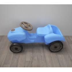 Tracteur enfant bleu WESCO NEUF déclassé