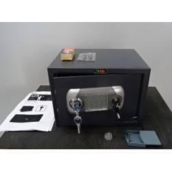 Coffre fort  haute sécurité à fixer avec écran tactile LCD 35 x 25 cm BTV TC - 25 K  NEUF