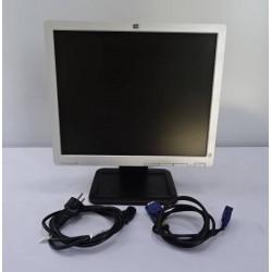 Ecran d'ordinateur 17 pouces gris HP Compaq LE1711 d'OCCASION