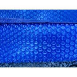 Bâche à bulles pour piscine avec escalier  11.40 x 5 m 400 microns  APE NEUVE déclassée