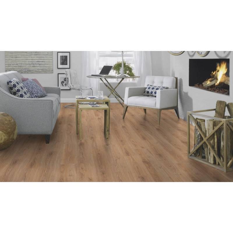 paquet de parquet sol stratifi couleur ch ne tarkett 42065401 neuf d class en paquet de 2 005m. Black Bedroom Furniture Sets. Home Design Ideas