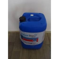 25 kg de chlore liquide  46 ° CL pour eaux de piscine LABEL BLEU NEUF