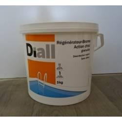 Seau de régénérateur Brome 5kg DIALL  NEUF déclassé