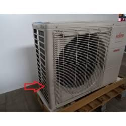 unit ext rieure de pompe chaleur inverter 6 kw fujitsu gpe atlantic neuve d class e. Black Bedroom Furniture Sets. Home Design Ideas