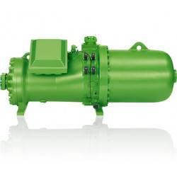 Compresseur à vis semi-hermétique accessible compact BLITZER CSH 8561-125 Y d'occasion sans garantie