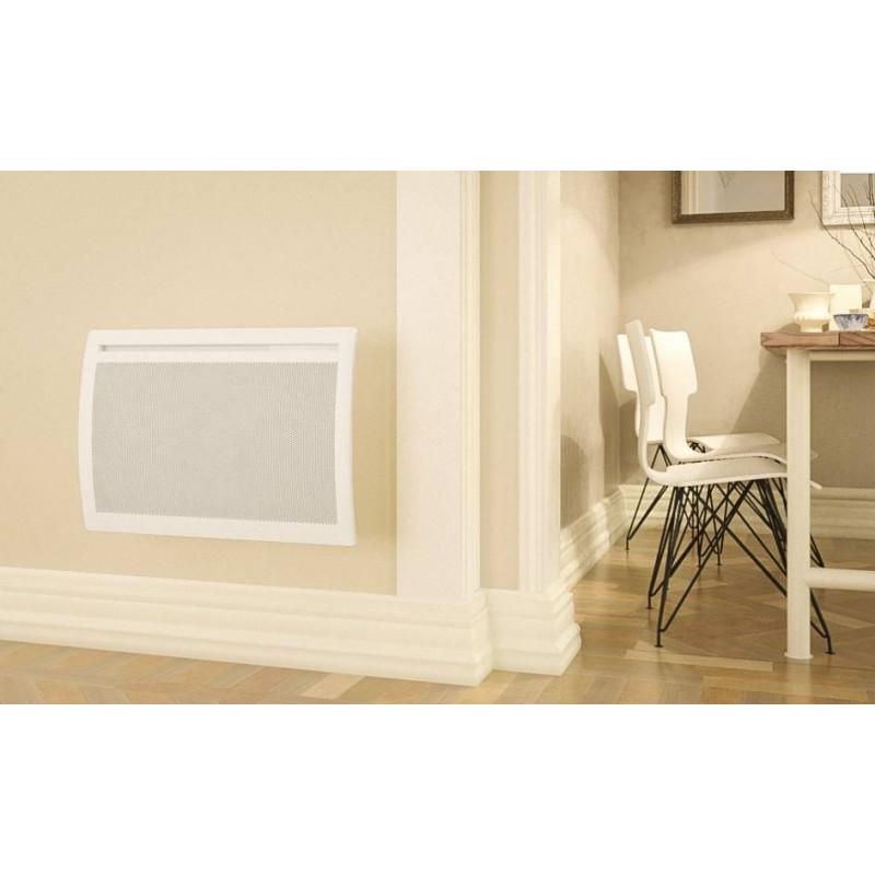 radiateur lectrique panneau rayonnant 2000w noirot. Black Bedroom Furniture Sets. Home Design Ideas