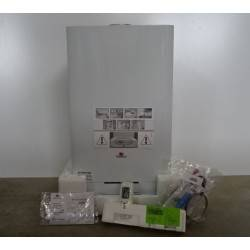 Chaudière murale gaz avec production d'eau chaude 35 kW SAUNIER DUVAL LC22TN00 Isosplit C35 NEUVE déclassée