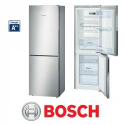 Réfrigérateur Congélateur inox 286L BOSCH KGV33VL31S NEUF déclassé