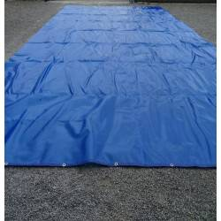 Bâche à bulles pour piscine luxe standard 9.96 x 5.01 m  APE NEUVE déclassée