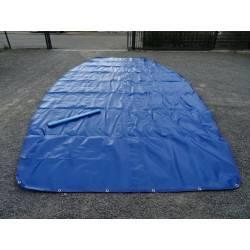 Bâche  à bulles pour piscine classique standard 8.06 x 3.99 m APE NEUVE...