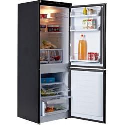 Réfrigérateur combiné noir 217 L  NCAA55K INDESIT NEUF déclassé