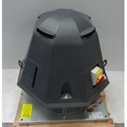 Tourelle de ventilation mécanique à roue centrifuge CIAT VEGA F400 560 4/8P...