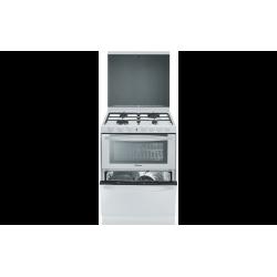 Cuisinière gaz  + four  + lave vaisselle 6 couverts CANDY TRIO 950 1/1w NEUF...