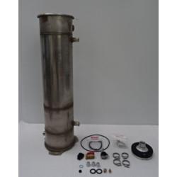 Corps de chauffe pour chaudière  gaz à combustion pulsatoire AUER NEUF