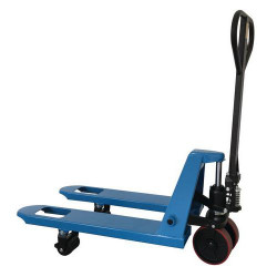 Transpalette manuel charge 1200 kg  longueur fourches 800 mm A107125 NEUF...